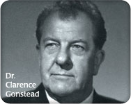Dr. Clarence Gonstead